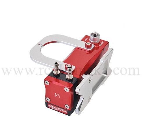 Secraft SE Fuel Pump System V2 - Red