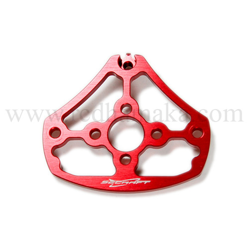 Secraft Multiplex Funjet Motor Mount - Red