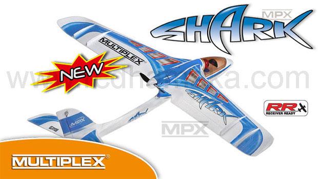 Multiplex Shark PNP (Rx-R)