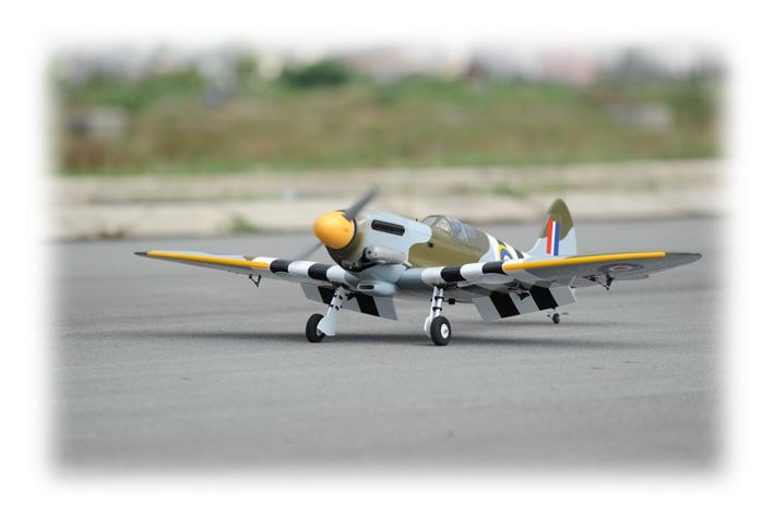 Phoenix Spitfire MK2 .46~.55