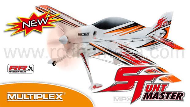 Multiplex StuntMaster PNP (Rx-R)