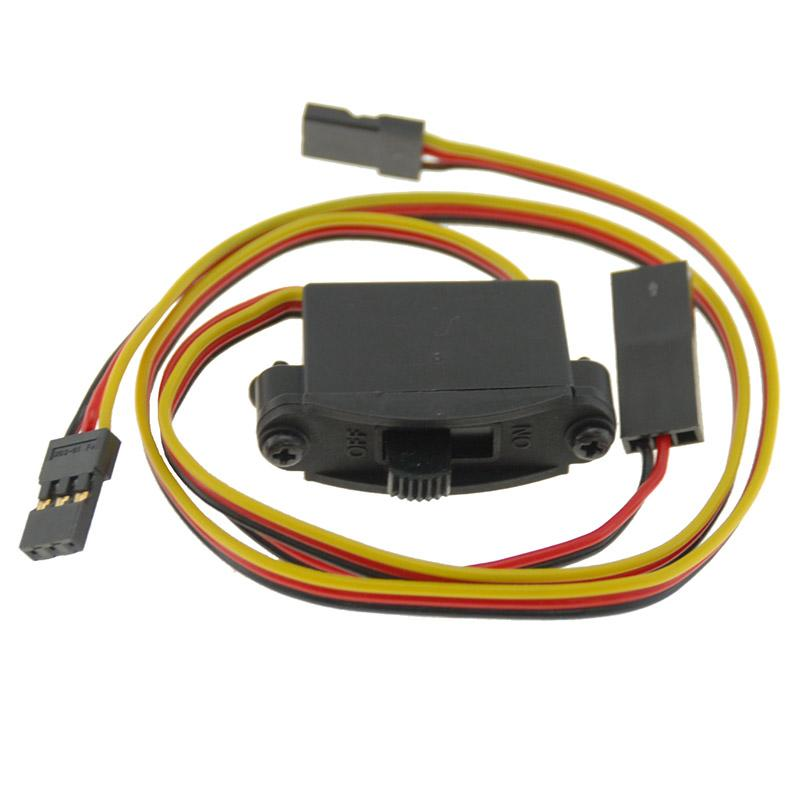Hitec Switch Harness Heavy Duty (S)
