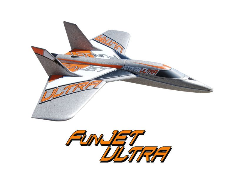Multiplex FunJet Ultra White Edition