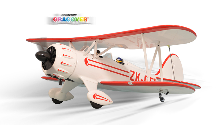 "Phoenix Model Waco 50-61cc Gas/EP ARF 90.5"" - 1:4"