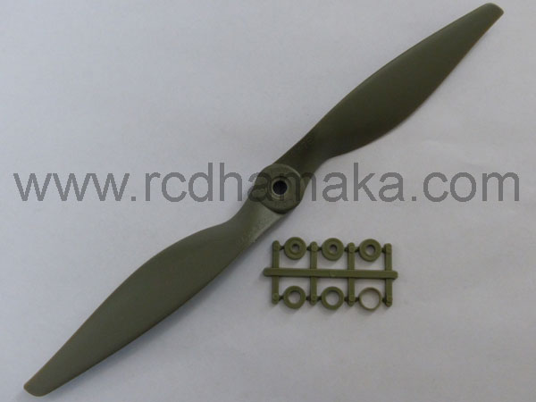 ELECTRIC 10x7E APC STYLE COMPOSITE PROPELLER