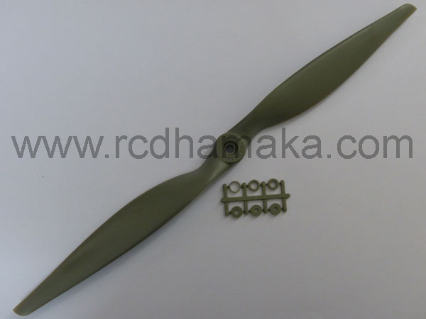ELECTRIC 16x12E APC STYLE COMPOSITE PROPELLER