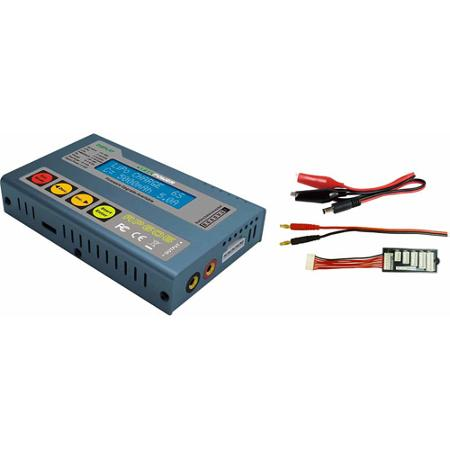 AP606 DC Multi Chemistry Balance Charger 50W /6A