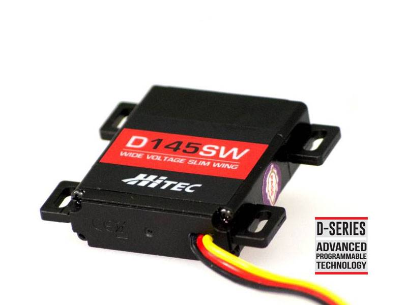 Hitec D-145SW 32-Bit Wide Voltage Steel Servo