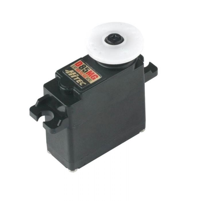 Hitec D-85MG 32 Bit Mighty Micro Progrmmable Metal Gear Servo
