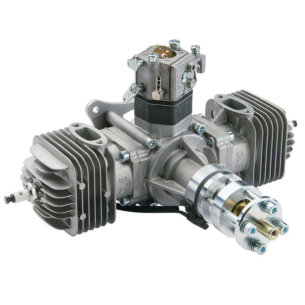 DLE 60cc Twin Gas Engine