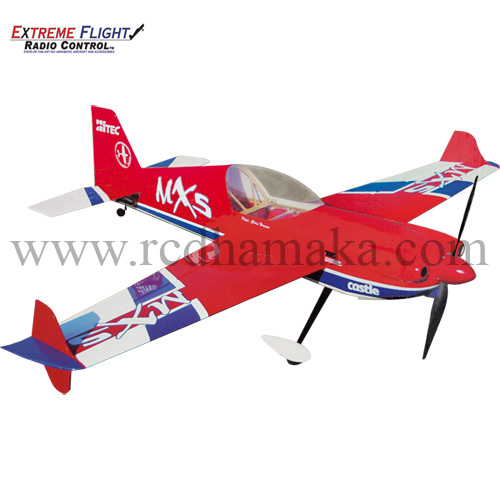 "Extreme Flight MXS EXP 94"" - Red"
