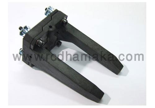 Adjustable Engine Mount .40 ~ .70