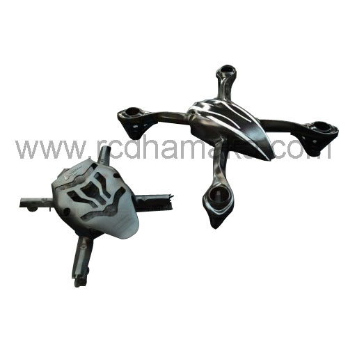 Hubsan X4 107 Body Shell Non LED Version