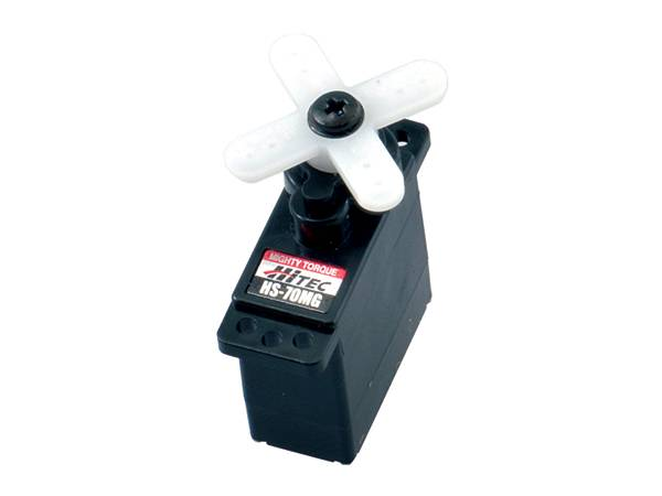 Hitec HS-70MG Ultra Torque Metal Gear Feather Servo