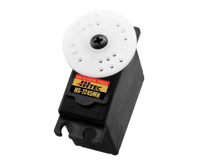 Hitec HS-7245MH High Voltage High Torque Metal Gear Mini S