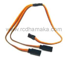 JR Y Extension #22AWG - 30cm