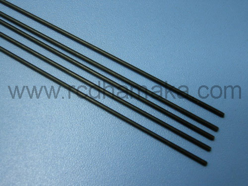 Metal Push Rods Threaded M2xL300mm